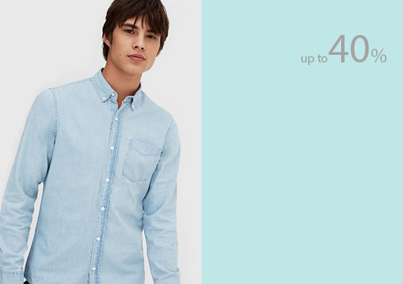 خرید اینترنتی پیراهن مردانه