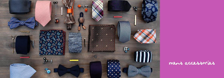 خرید اینترنتی اکسسوری مردانه ، کراوات ، ساسپندر ، ست کراوات و پوشت مردانه ، ست پاپیون و پوشت مردانه ، کمربند چرم طبیعی مردانه ، دکمه سردست