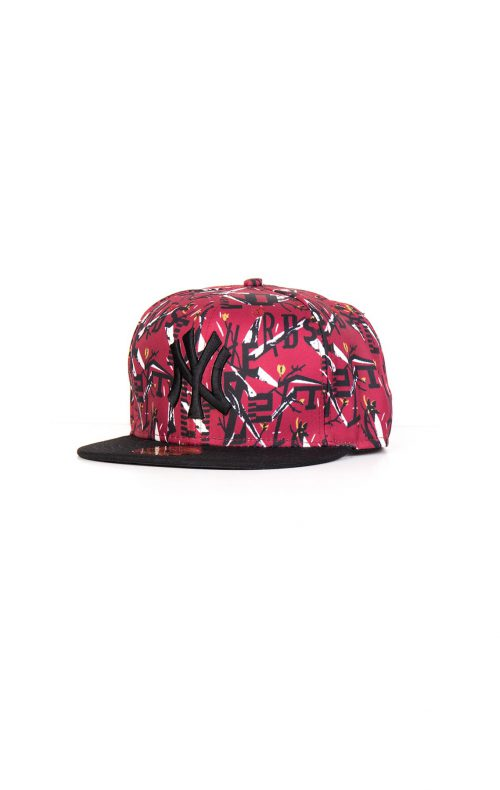 کلاه کپ NEW YORK YANKEE مدل17