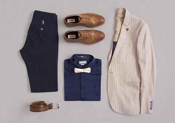 پیشنهاد ست لباس مردانه هفته پنجم
