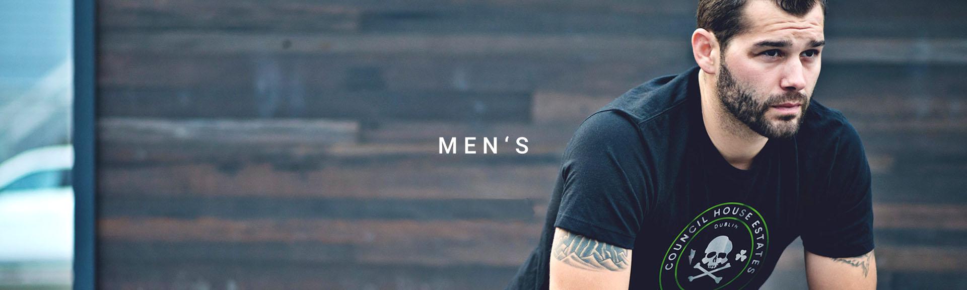 خرید اینترنتی پوشاک مردانه
