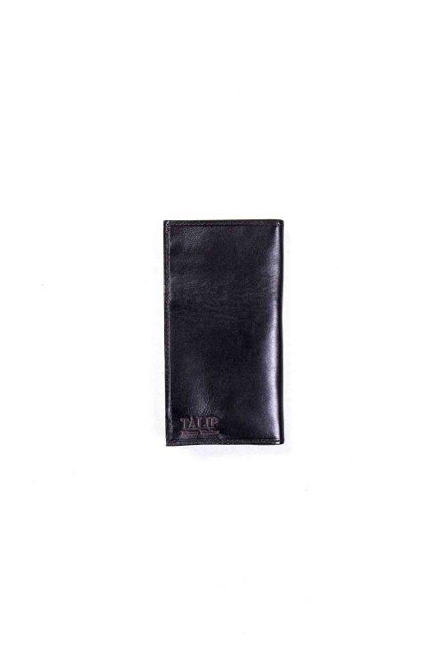 کیف پول کتی چرم طبیعی مردانه