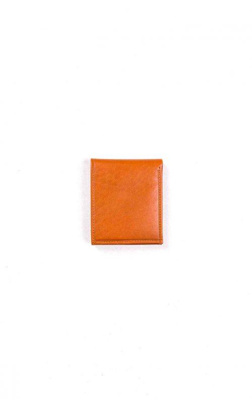 کیف پول تاشو چرم طبیعی