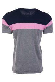 خرید اینترنتی تی شرت نخی سه دکمه مردانه طرح Super Dry