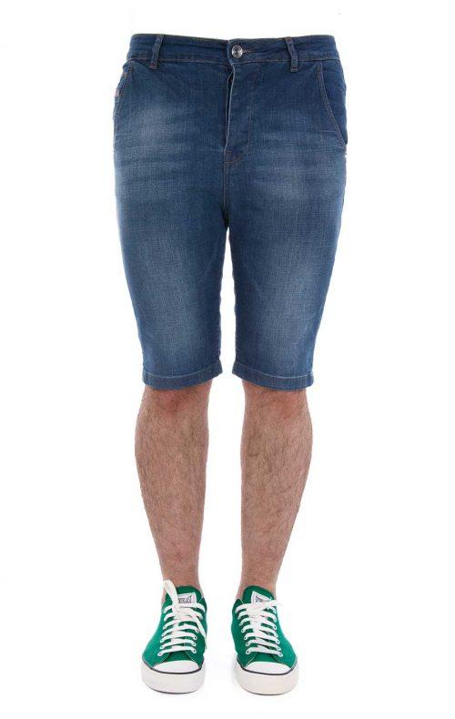 خرید اینترنتی شلوارک جین مردانه طرح DIESEL