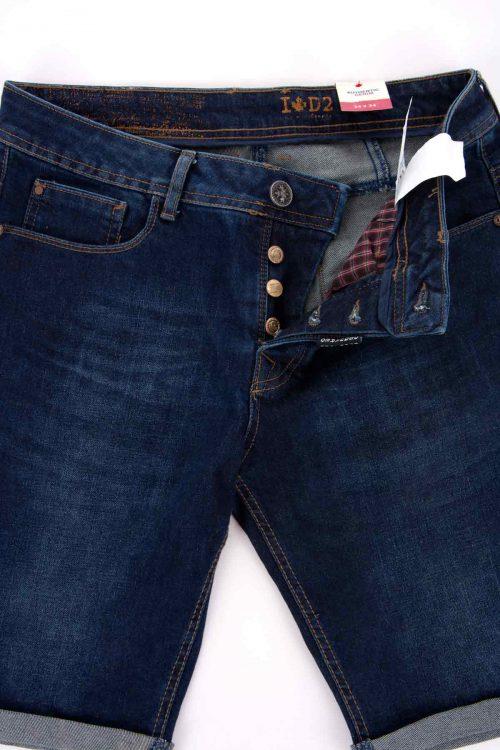 خرید اینترنتی شلوارک جین مردانه