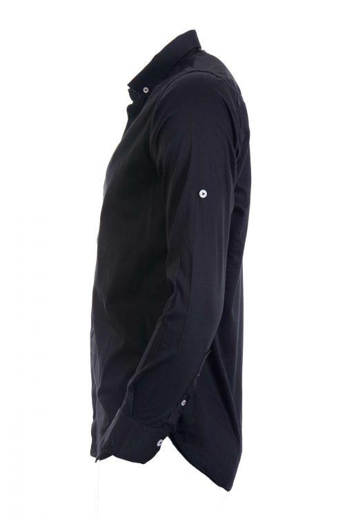 پیراهن ساتن پنبه مردانه U.S.POLO