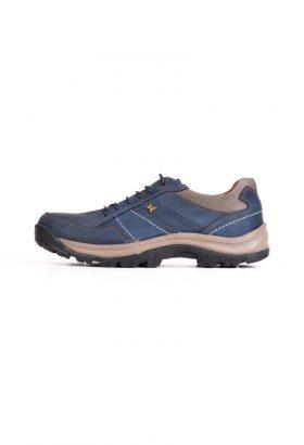 کفش راحتی چرم طبیعی مردانه EVER LIFE