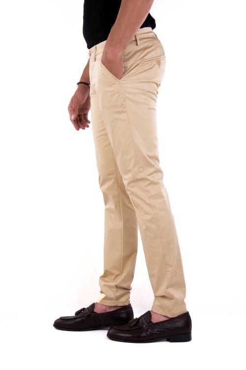 شلوار کتان جذب مردانه Massimo Dutti