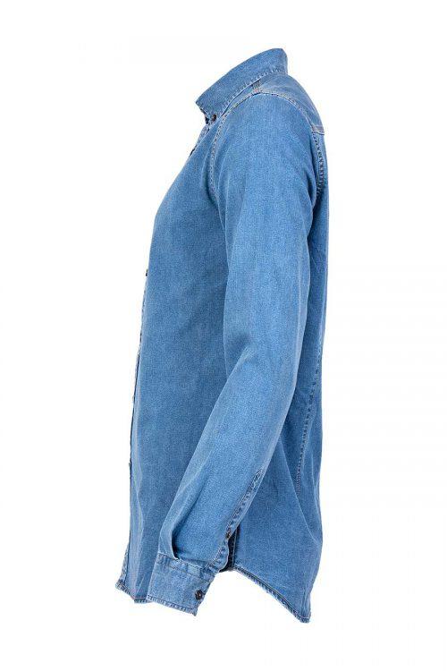 پیراهن جین مردانه Massimo Dutti