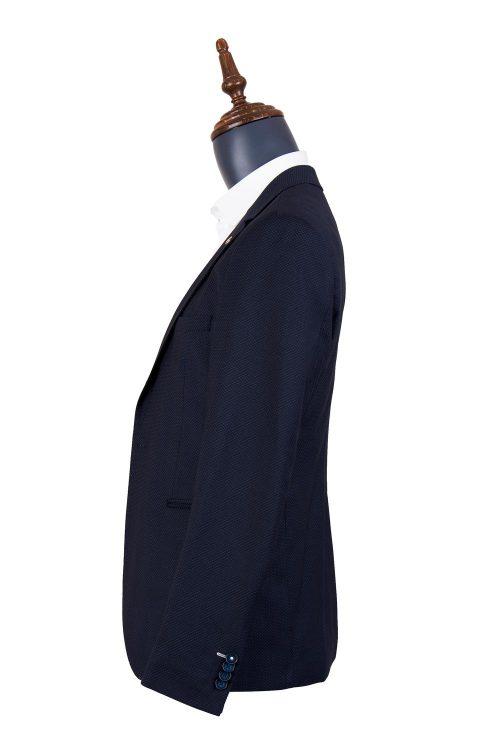 کت تک مردانه سرمه ای