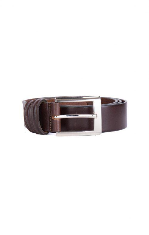 کمربند چرم طبیعی مردانه GARA Leather