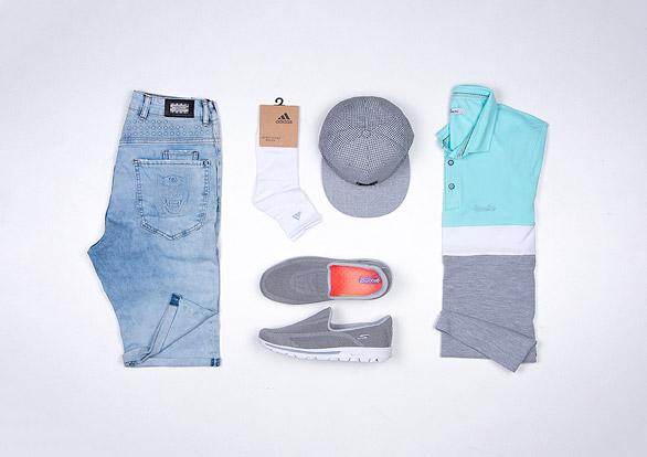 ست لباس تابستانه مردانه