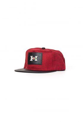 خرید کلاه کپ مردانه مدل H DESIGN