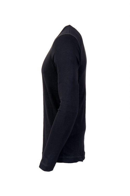 تی شرت آستین بلند ساده TOM TAILOR