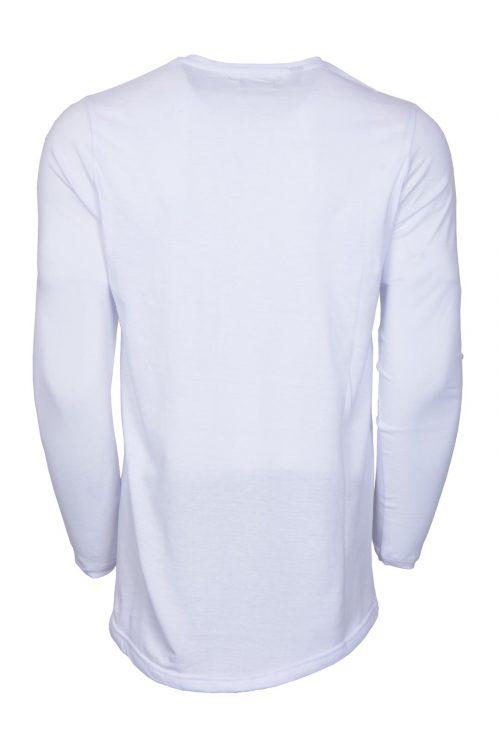 تی شرت لانگ مردانه طرحدار Moschino