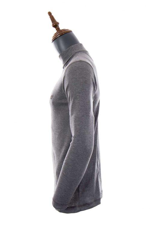تیشرت یقه اسکی مردانه