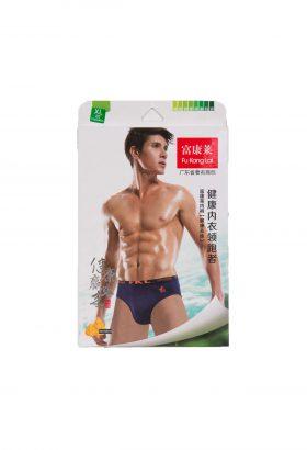 شورت مردانه اسلیپ ست 2 عددی Fu Kang Lai