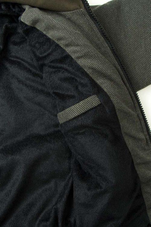 کاپشن مردانه کلاه دار Massimo Dutti