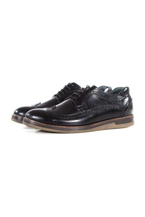 کفش چرم طبیعی مردانه Work Masters