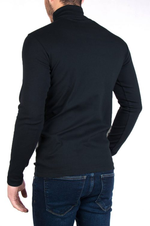 تی شرت یقه اسکی مردانه TOM TAILOR