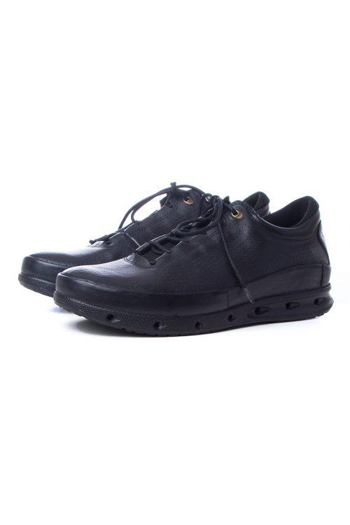 کفش راحتی چرم طبیعی مردانه طرح ecco