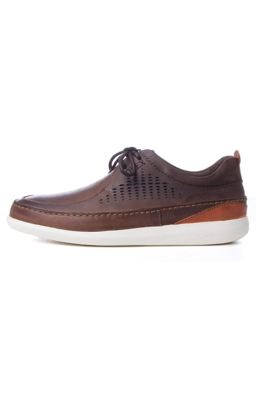 کفش راحتی چرم طبیعی مردانه OREX