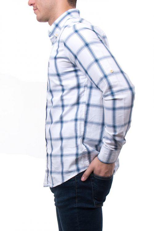 پیراهن چهارخانه مردانه Stefano Ricci