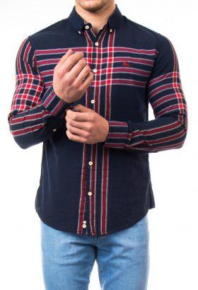 پیراهن مردانه طرح Burberry
