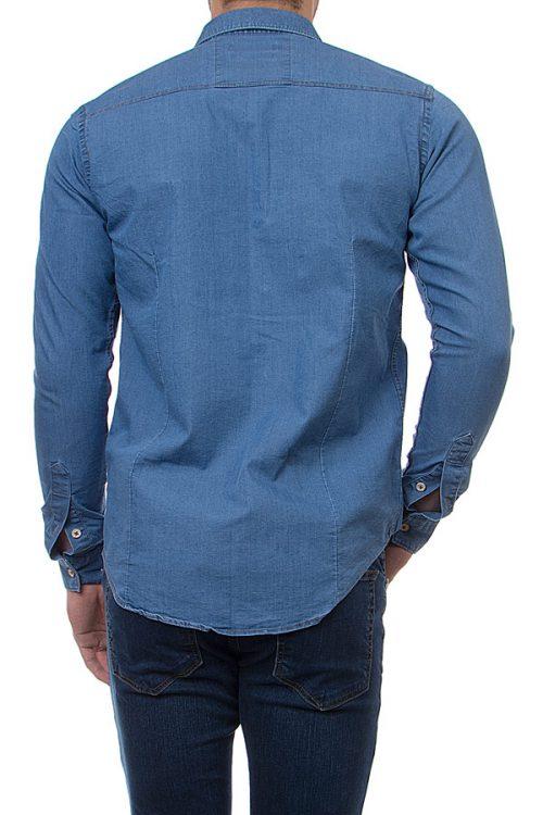 پیراهن جین مردانه Salvatore Ferragamo