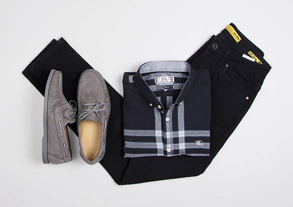 ست بهاره شلوار جین و پیراهن