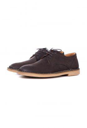 کفش چرم طبیعی مردانه طرح Timberland