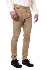 شلوار پارچهای مردانه طرح Gucci
