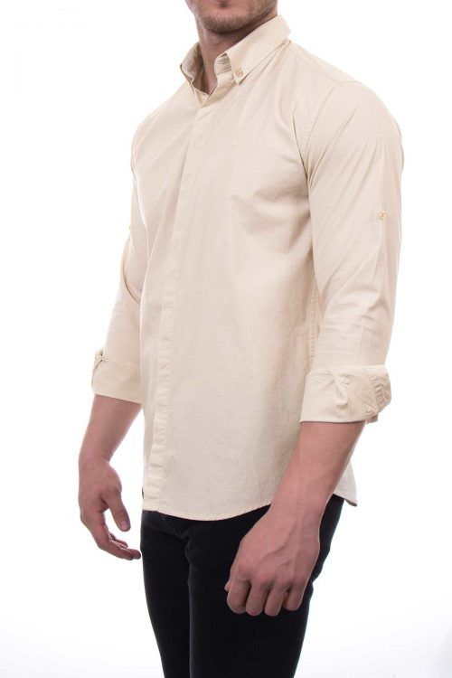 پیراهن مردانه ساده Massimo Dutti