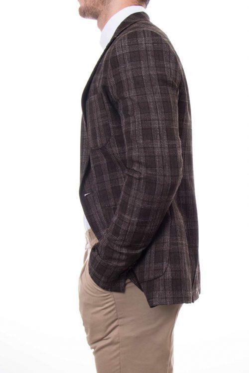 کت تک چهارخانه مردانه Ted David