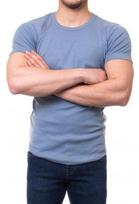 تی شرت ساده یقه گرد مردانه HACKET