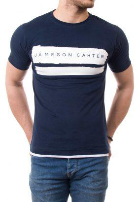 تیشرت یقه گرد مردانه JAMSON CARTER