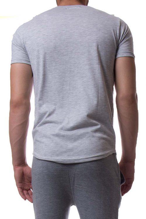 تیشرت یقه گرد مردانه OFF WHITE