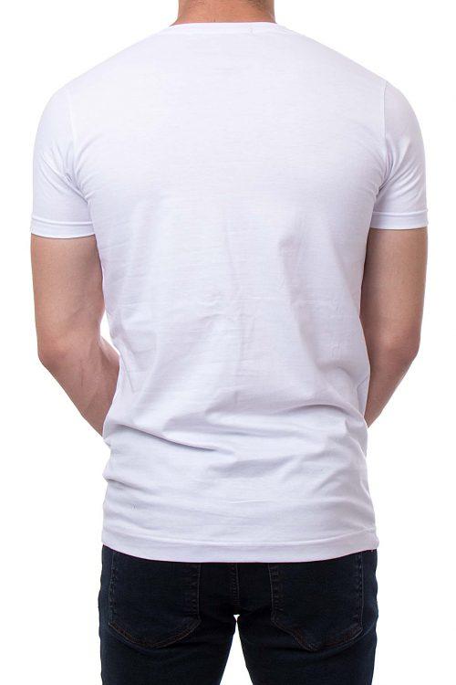 تیشرت یقه گرد مردانه POLO