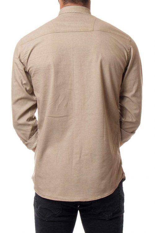 پیراهن کتان کش مردانه River Island