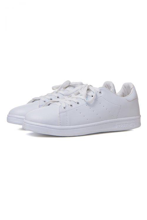 کفش کتانی راحتی مردانه طرح adidas