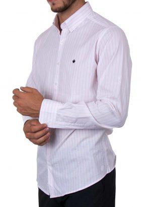 پیراهن راه راه مردانه DSQURED