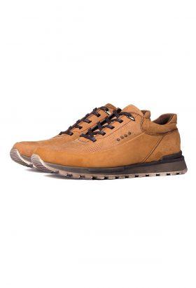 کفش کتانی مردانه طرح ecco