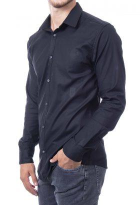 پیراهن پوپلین کش مردانه LOUIS VUITTON