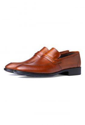 کفش رسمی چرم طبیعی مردانه Chelsi