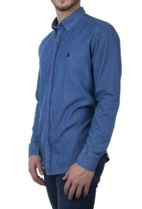 پیراهن جین مردانه POLO