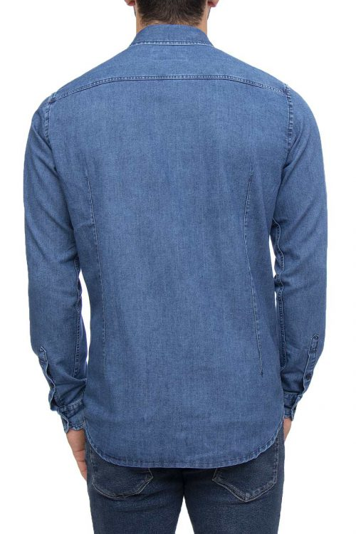 پیراهن جین مردانه Bereshka