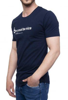تیشرت یقه گرد مردانه DSQUARED