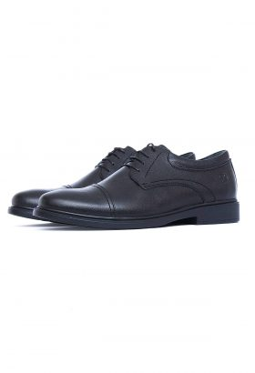 کفش رسمی مردانه چرم طبیعی T.O