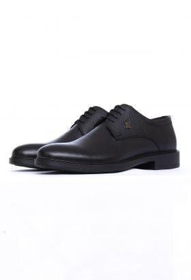 کفش رسمی مردانه چرم طبیعی XL